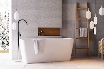 Should you renovate your bathroom before moving into a new home? |