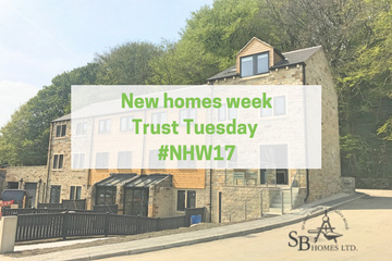SB Homes - new, bespoke house developer in Slaithwaite, Huddersfield